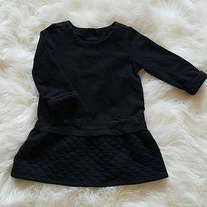 Toddler Girl's Black Gymboree Dress sz 2T